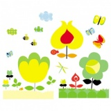 Djeco Wall Stickers (Various Designs)